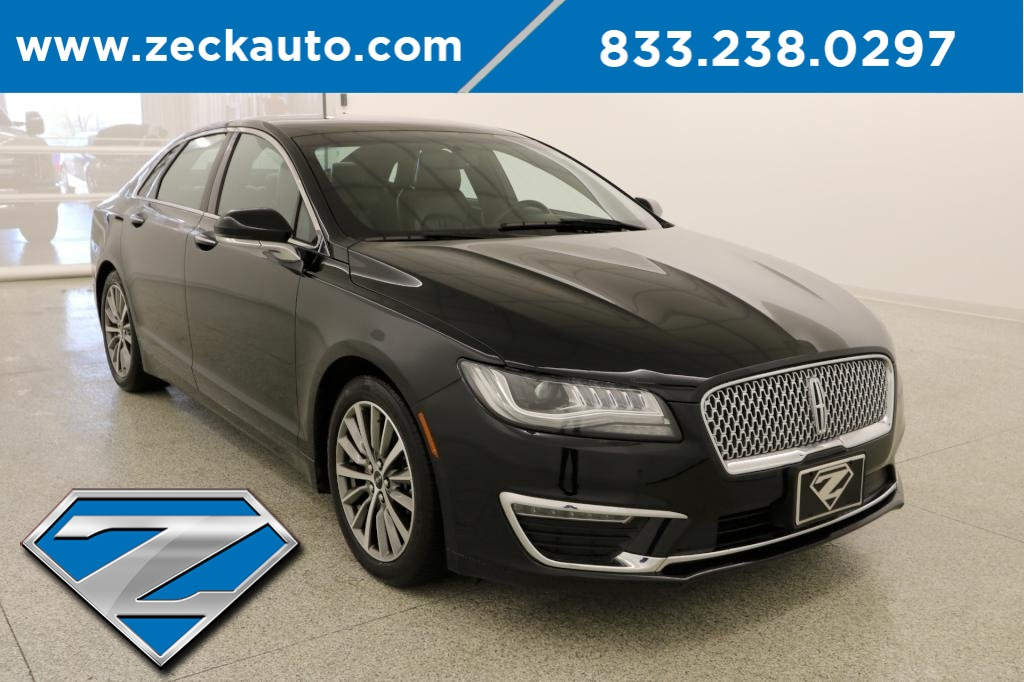 Pre Owned 2017 Lincoln Mkz Hybrid