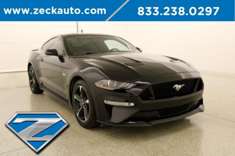 Pre-Owned 2018 Ford Mustang GT