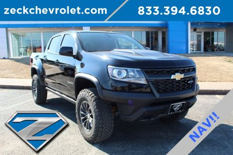 Pre-Owned 2017 Chevrolet Colorado ZR2